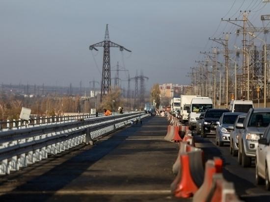 В Волгоградской области открыто движение по мосту через Волжскую ГЭС