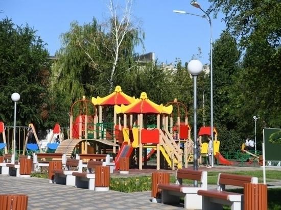 В Волгоградской области благоустроили 147 дворов и парков