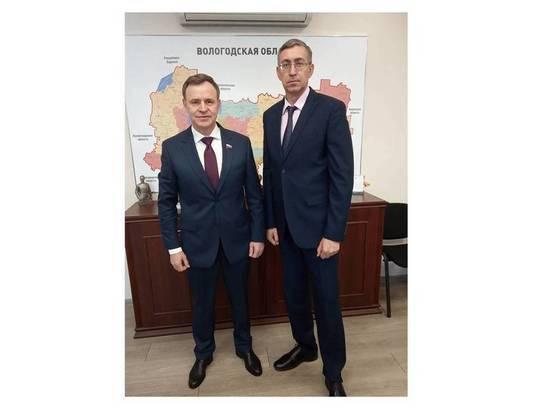 Сенатор Виктор Новожилов оценил передовой опыт Вологодчины в сельском хозяйстве