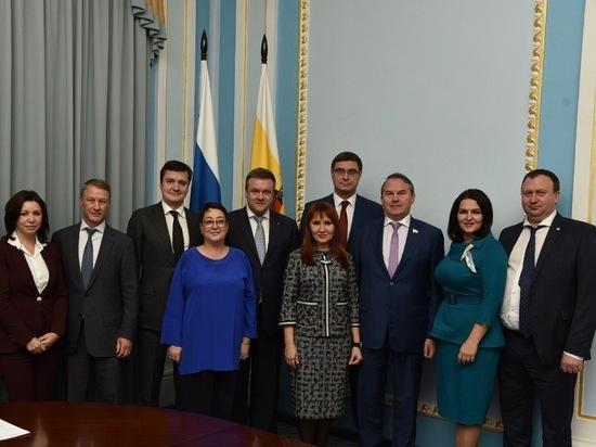Рязанская область получила высокую оценку за реализацию нацпроектов