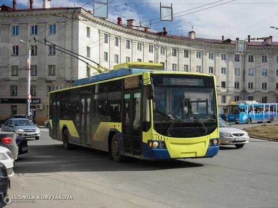 Артур Парфенчиков: троллейбусы в Петрозаводске надо заменить на электробусы