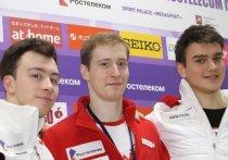 Три российских фигуриста на пьедестале московского этапа Гран-при. Об этом думалось уже после короткой программы. Но еще больше хотелось вернуть в Москву российскую «золотую» медаль этапа. Последняя была в 2009 году, то есть десять лет назад.