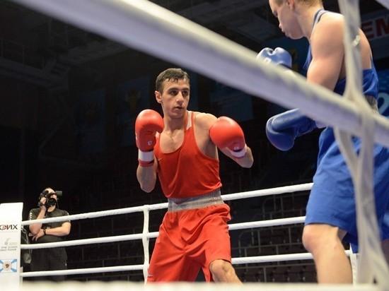Оренбуржец Габил Мамедов победил в Чемпионате Россиипо боксу