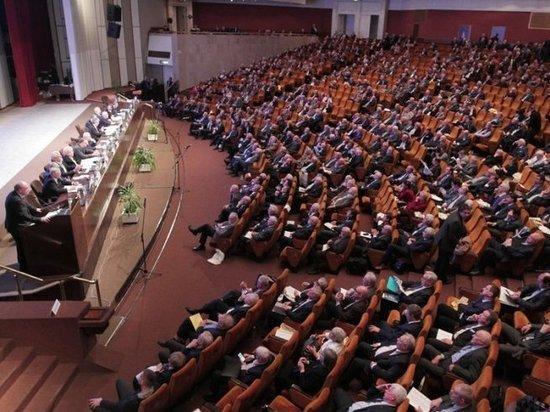 В Новосибирске пополнились ряды академиков и членкоров