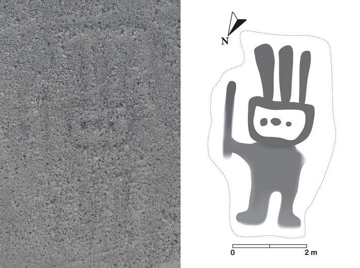 На плато Наска обнаружены новые гигантские рисунки