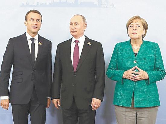 «Нормандская четверка» решила демилитаризировать Донецк и Мариуполь: почему Россия медлит