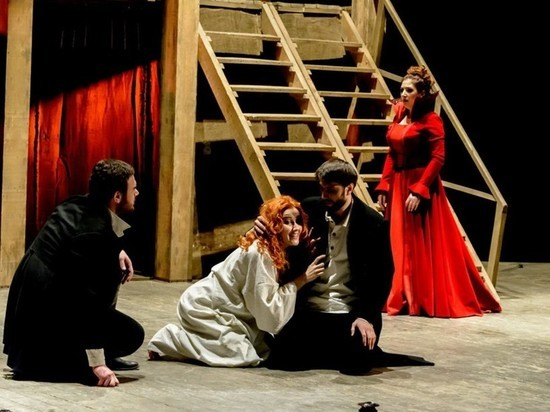 В Калмыкию приедет Лакский театр из Дагестана
