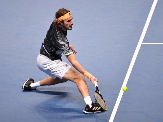 Медведев потерял четвертое место, а Циципас — новый король тенниса