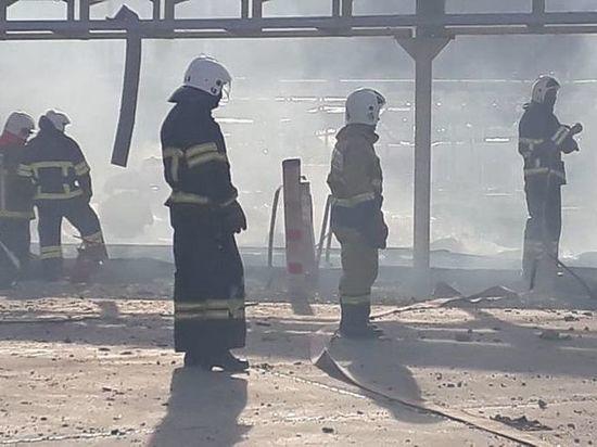 В больнице скончался ещё один пострадавший в пожаре на новороссийской нефтебазе