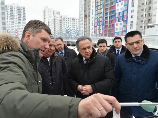 Виталий Мутко оценил новые градостроительные подходы в Прикамье