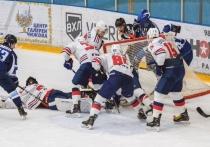 Воронежский «Буран» побеждает на своем льду