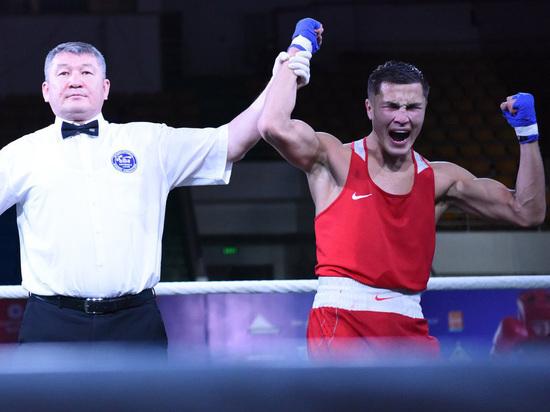 Боксер из Кыргызстана стал чемпионом Азии среди молодежи