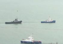 Киев продолжит судиться с Россией после передачи кораблей