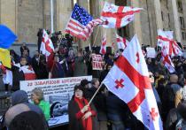 «Грузинская мечта» раскололась: в Тбилиси вновь бунтуют