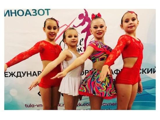 Юные серпуховички стали лауреатами хореографического конкурса «Вне рамок»
