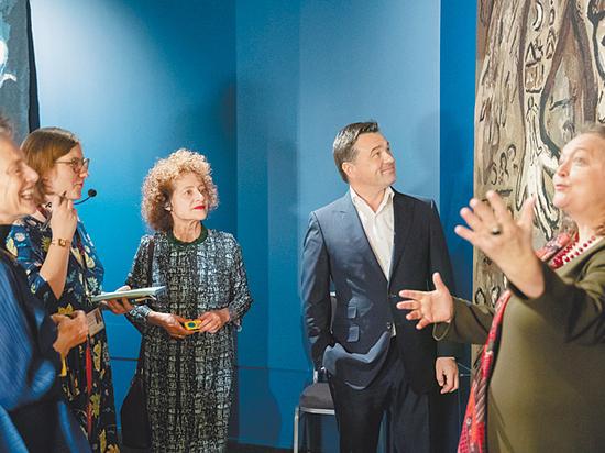 Выставка Шагала в Новом Иерусалиме вызвала ажиотаж