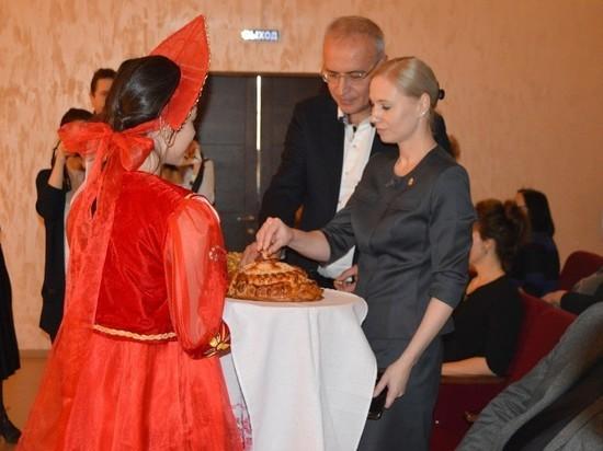 На рязанском фестивале национальных культур представили «Палитру вкусов»