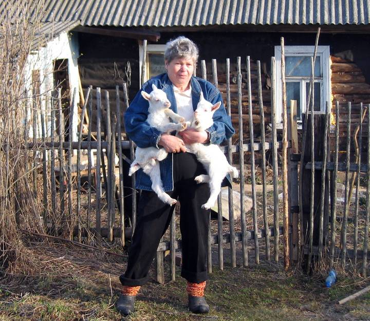 Сельским пенсионерам доплачивают за тяжелый труд