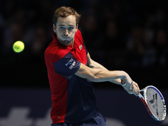 Поражения Даниила Медведева уменьшили шансы России на Кубке Дэвиса