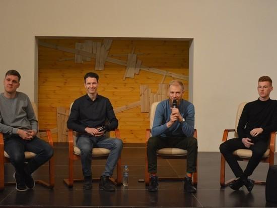 Гостем «Диалога на равных» стала литовская группа Subtilu-Z