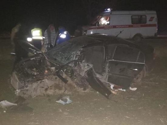 Два человека погибли, ещё двое пострадали в ДТП на подъезде к Майкопу