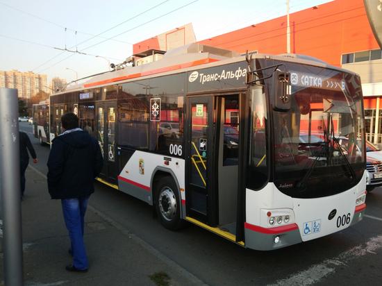 Электробусы начнут работать в Краснодаре со 2 декабря