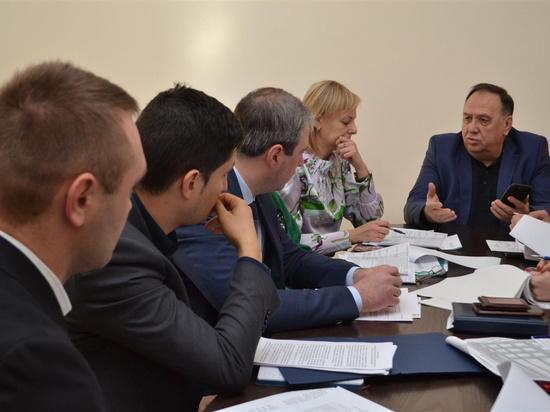 Депутаты ЗСК расширили индикативный план развития Кубани
