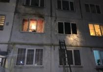 Следователи проверят обстоятельства гибели матери и ребенка на пожаре под Тулой