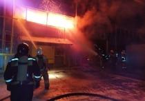 Пожар в котельной челябинского компрессорного завода потушен