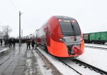 На новогодних каникулах в Рускеалу пойдут дополнительные «Ласточки» из Петербурга