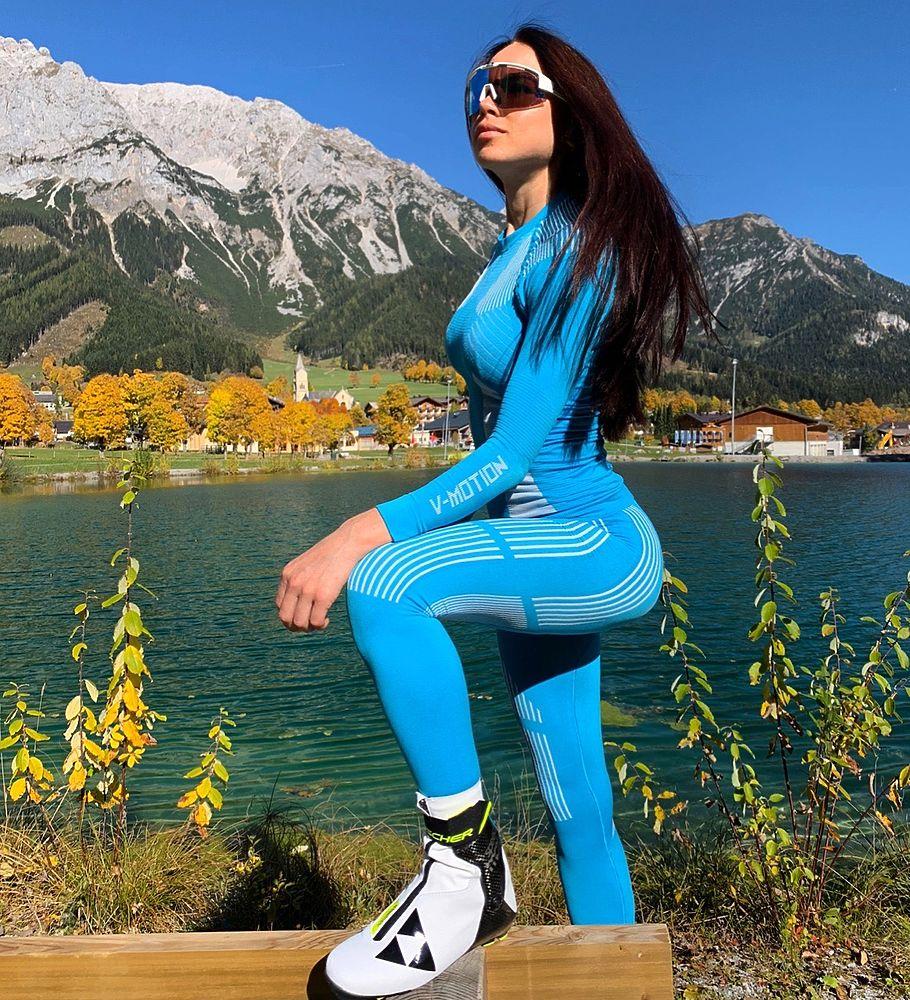Спортсменка из ЯНАО вошла в состав женской сборной России по биатлону: фото красавицы