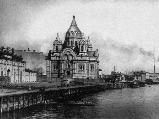 На Синопской набережной хотят построить очередную церковь