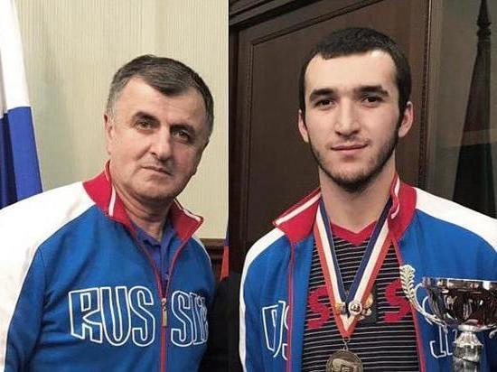 Дагестанец стал лучшим тренером России по боксу