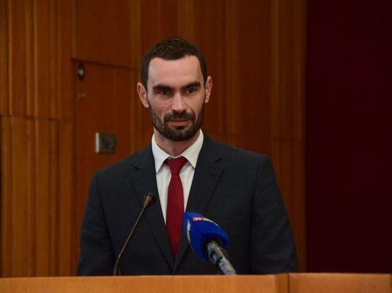 В Симферополе на должность замглавы администрации назначили телеведущего