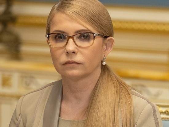 Тимошенко напомнила Зеленскому про пианино после шутки о ее фигуре