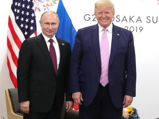 Песков: Россия не вмешивается в слушания по импичменту Трампу