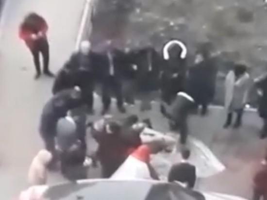 Барана убили на свадьбе в Петербурге