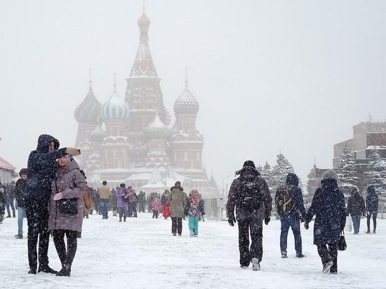 Синоптики предсказали центральной России зиму через пару дней