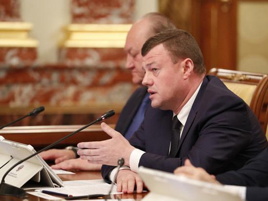 Губернатор Тамбовской области заседал в Правительстве РФ