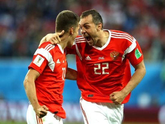 Сан-Марино - Россия, Комличенко забил первый гол: онлайн-трансляция