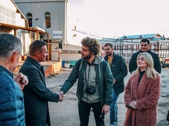 В столице соловьиного края побывал известный урбанист Илья Варламов