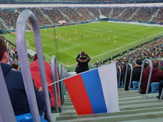 Британцы атакуют российский спорт: матчи Евро в Питере под угрозой