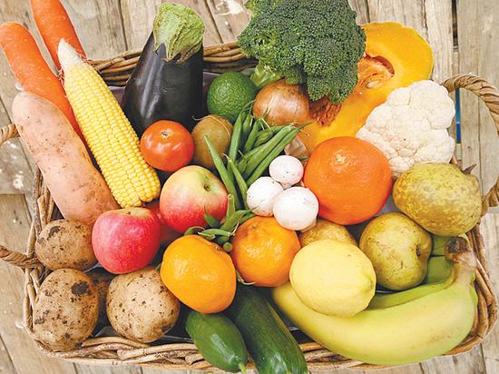 Пять законов здорового питания
