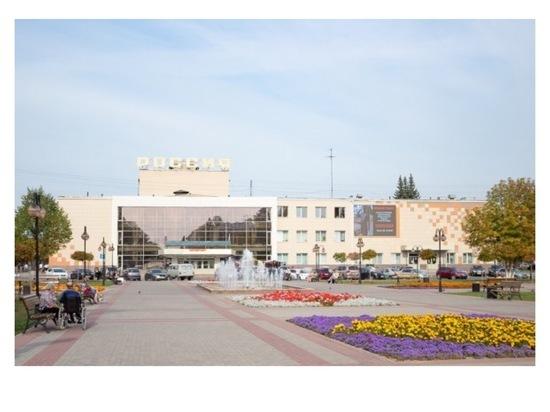 В Серпухове смонтируют подсветку на четырех зданиях
