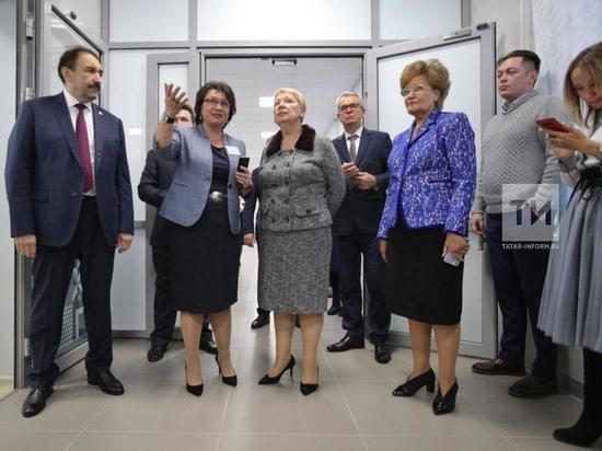 Глава Минпросвещения РФ Васильева открыла в Казани ЦОПП