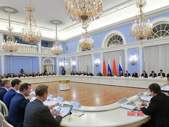 Премьер Белоруссии задержался у Медведева в «Горках» из-за проблем