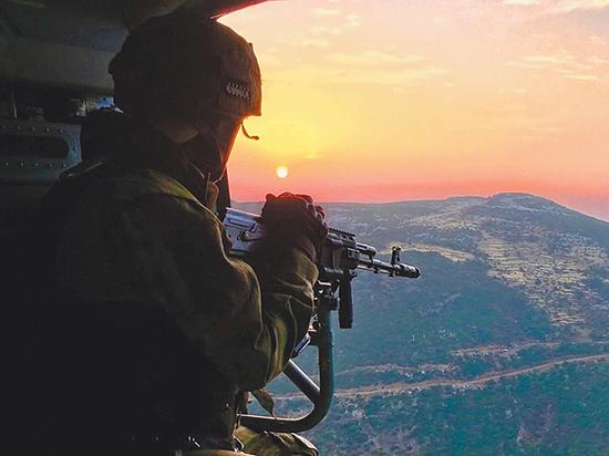Офицер спецназа впервые рассказал о боевой работе в Сирии