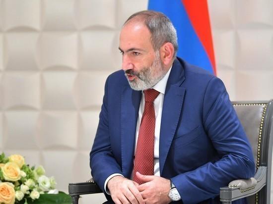 Пашинян предпочел пребывание Армении в ЕАЭС, а не в ЕС