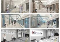 Новосибирцам предложили выбрать дизайн новой станции метро
