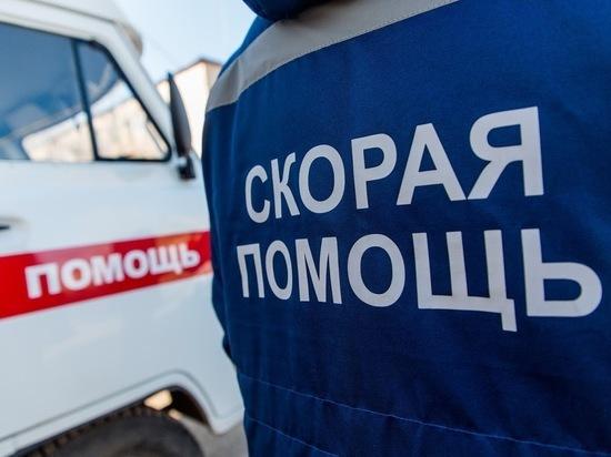 В Волгограде грузовик протаранил 10 автомобилей, есть пострадавшие